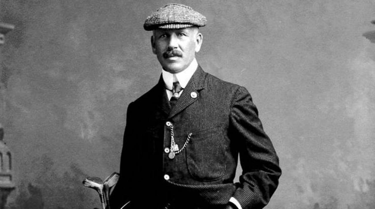 George Lyon won the last gold medal for golf in 1904.