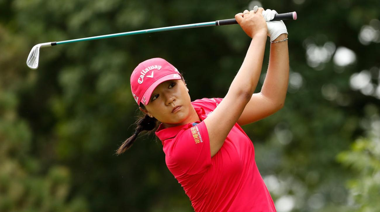 Just 19 years old, Lydia Ko has already won 14 LPGA Tour titles.