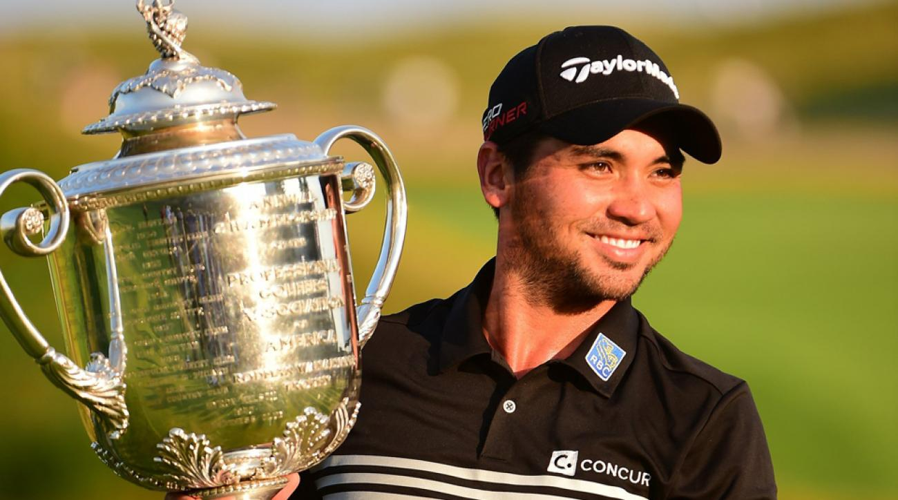 Can Jason Day repeat at the PGA Championship?