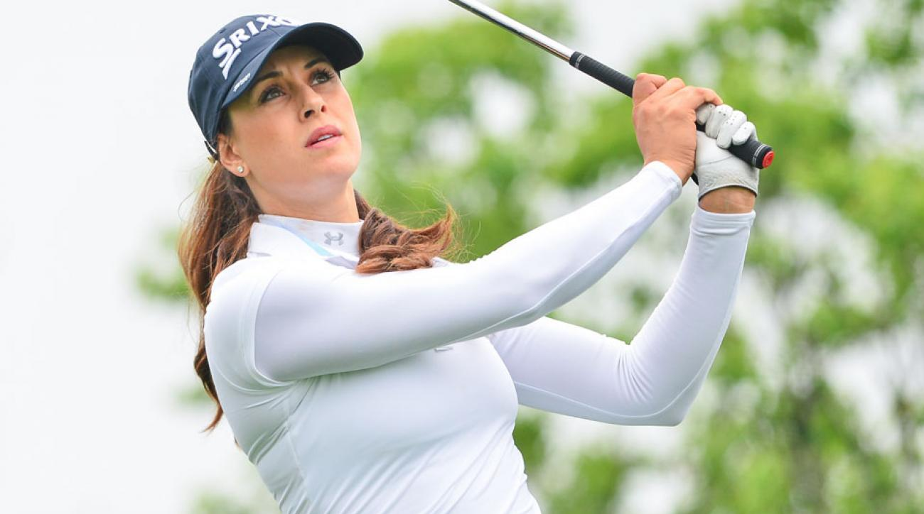 Maria Verchenova is the only golfer from Russia to qualify for the Rio Games.