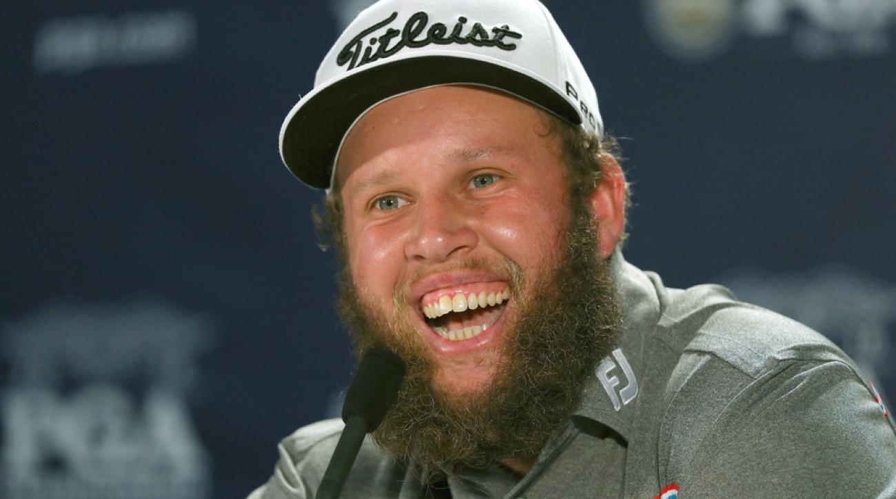 "Andrew ""Beef"" Johnston keeps gaining fans, and he's hoping to prove to everyone his game can back up his rise to fame."