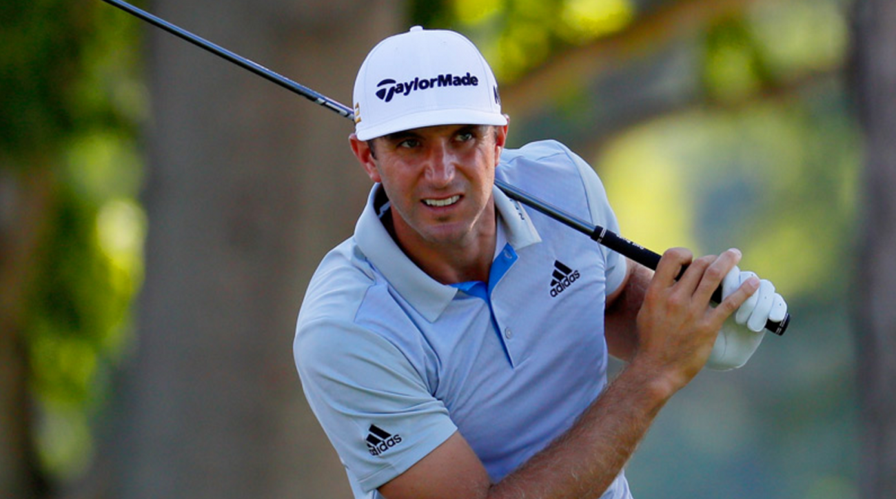 Dustin Johnson can take over the no. 1 spot in the world rankings at the PGA Championship, but it's not entirely up to his performance.