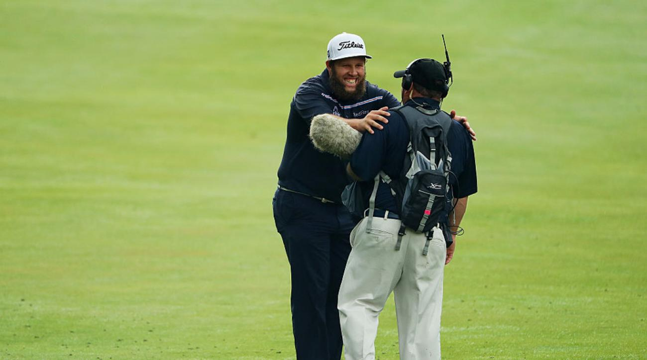 Andrew Johnston finished his PGA Championship with a final round 71 Sunday to end at 1-over for the event.