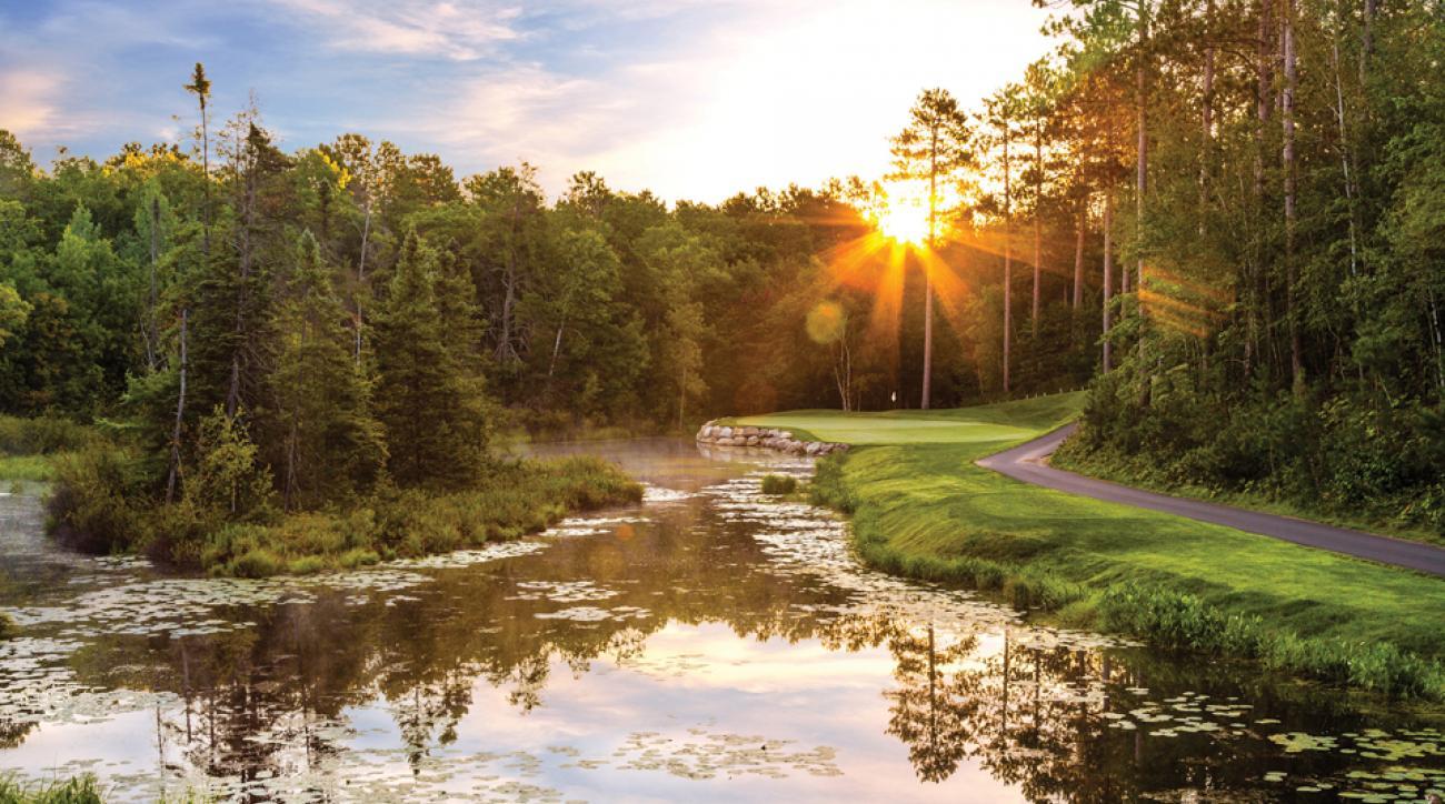 minnesota golf courses best public golf courses 2016 golf com