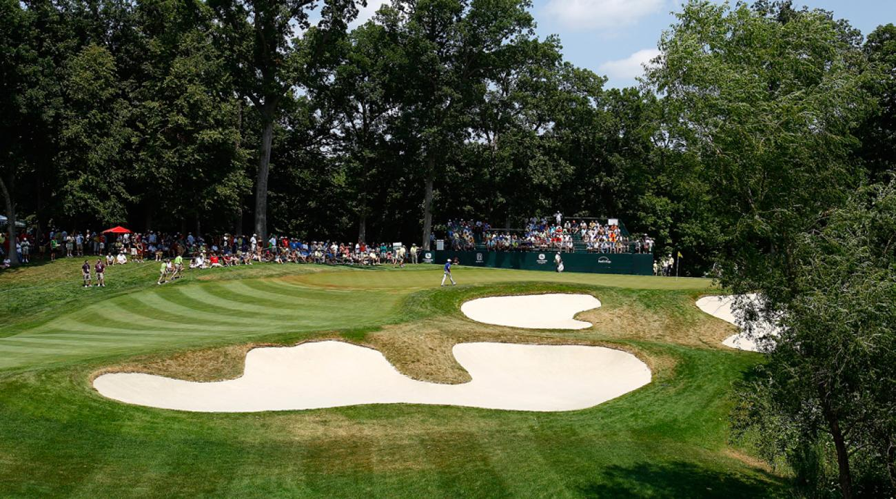 TPC Deere Run is home to the John Deere Classic, a late season staple on the PGA Tour.
