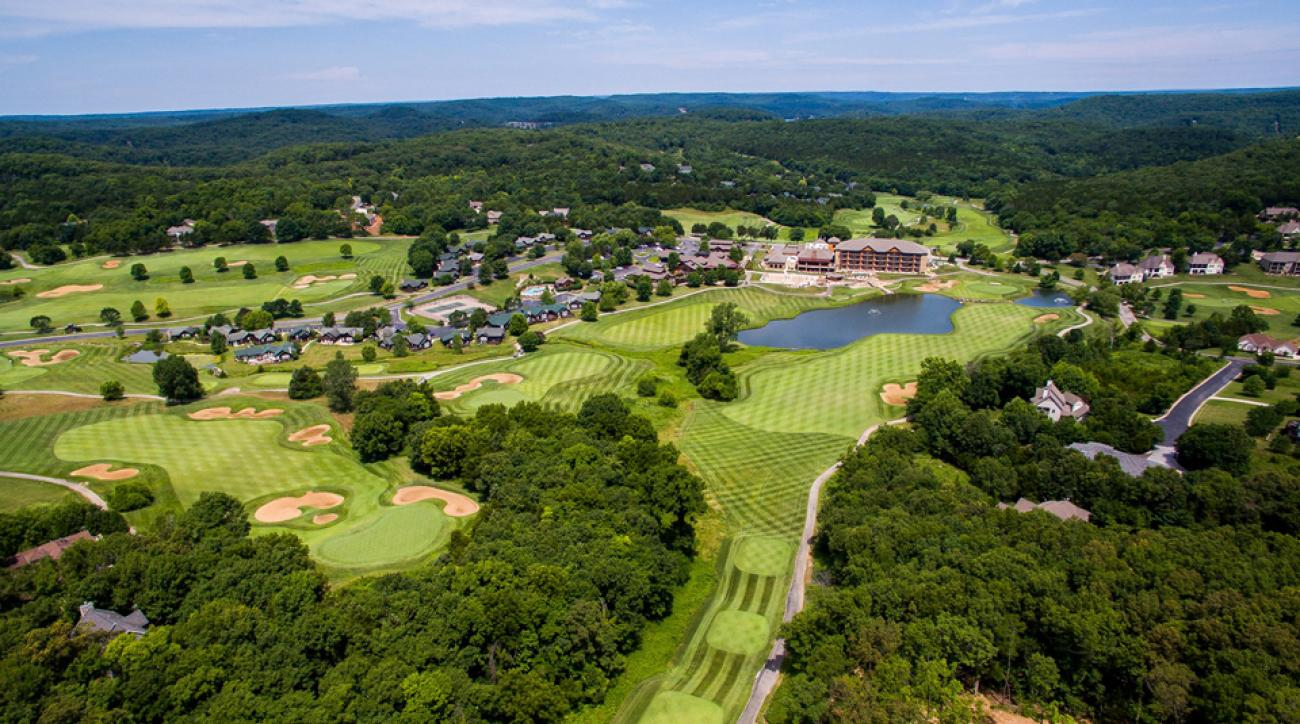 Old Kinderhook Golf Course at Lake of the Ozarks in Camdenton, Missouri