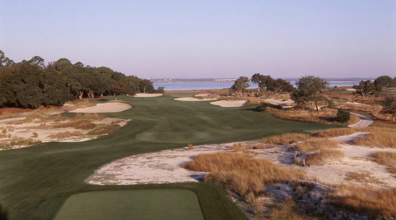 Sea Island Resort, Seaside Course.