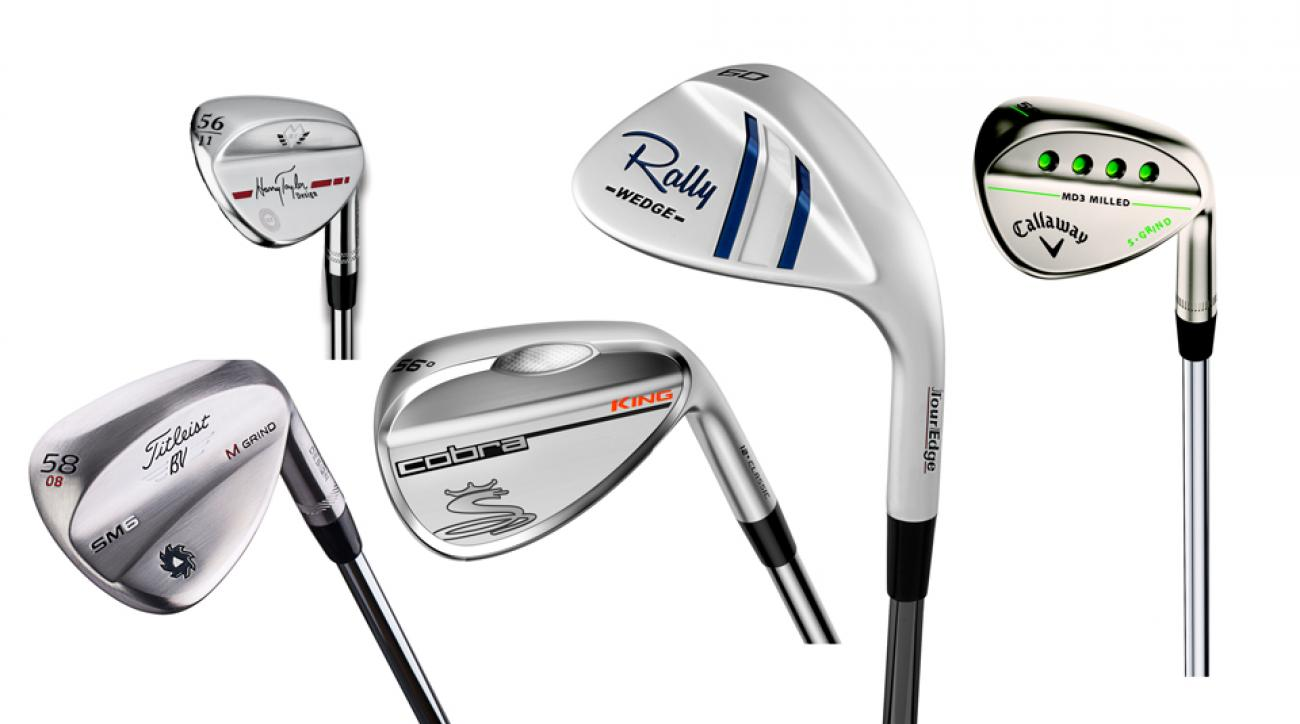 Learn about these five new wedges below.