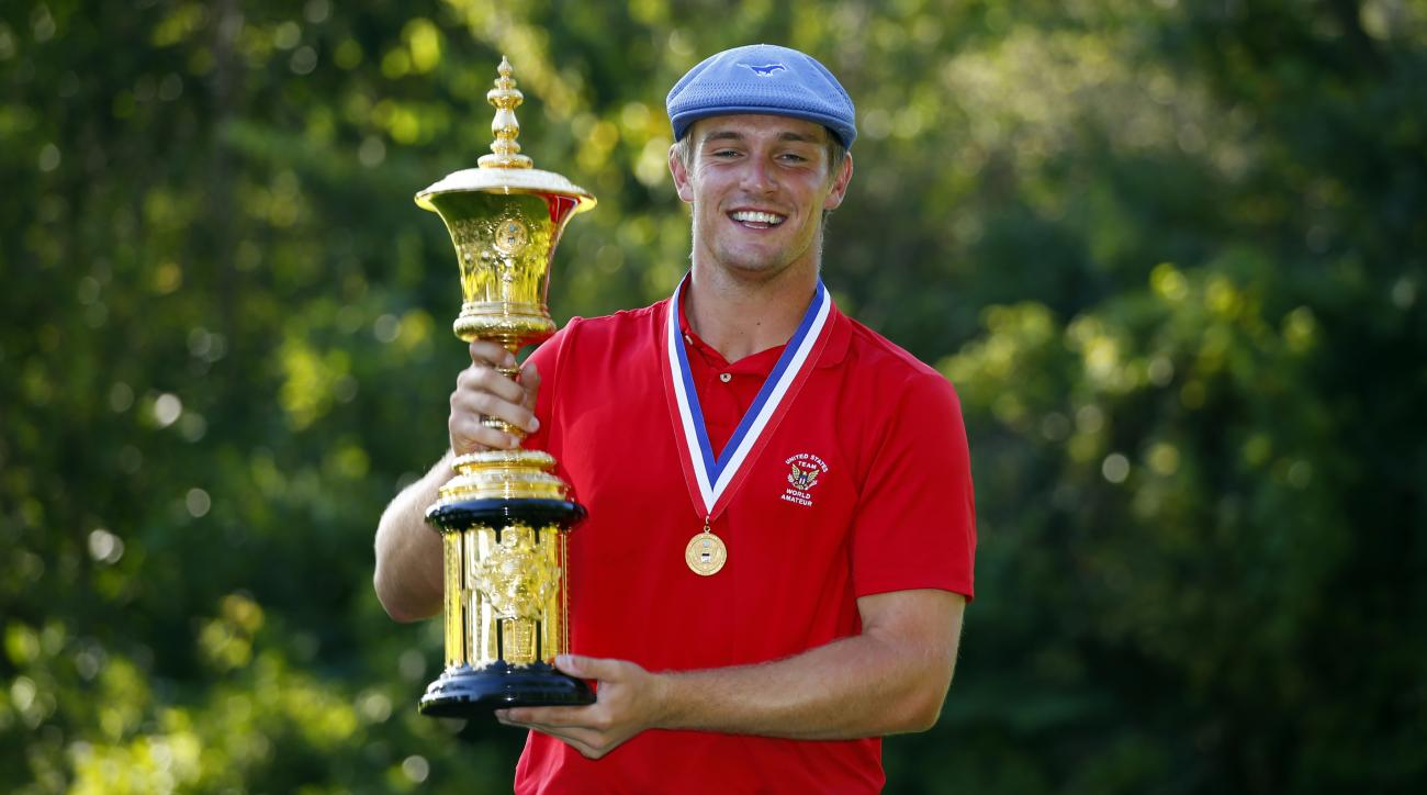 Winning the U.S. Amateur comes with major perks.