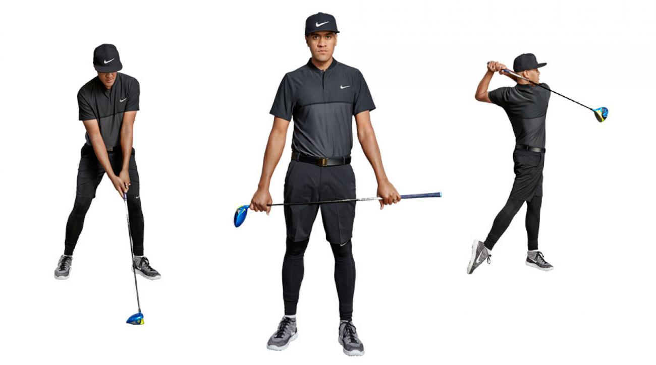 Tony Finau Golf Instruction