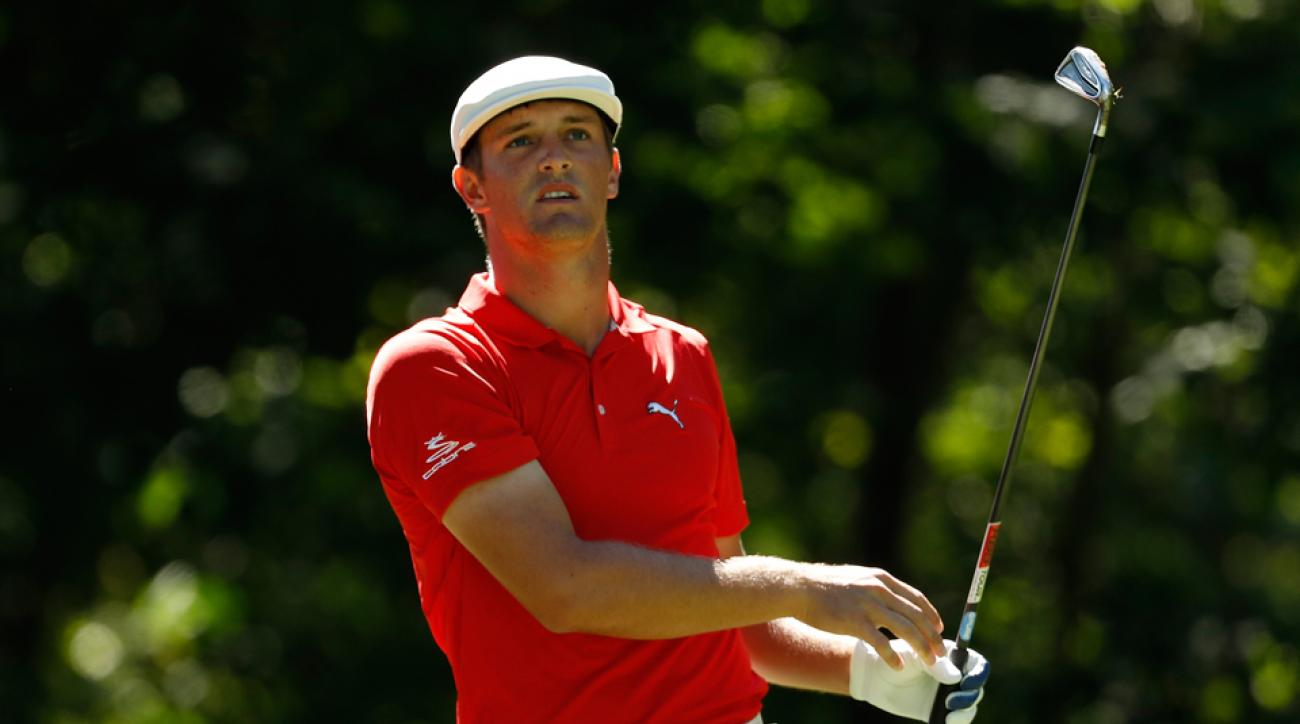 Bryson DeChambeau will be a PGA Tour member next season.