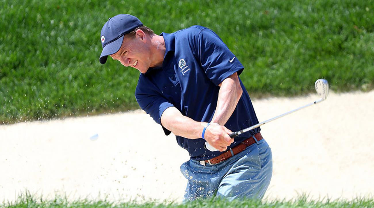 Peyton Manning is a member at Crooked Stick Golf Club.