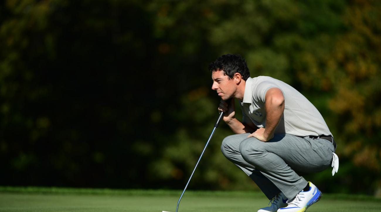 Rory McIlroy says you likely won't see him at the 2020 Games, either.