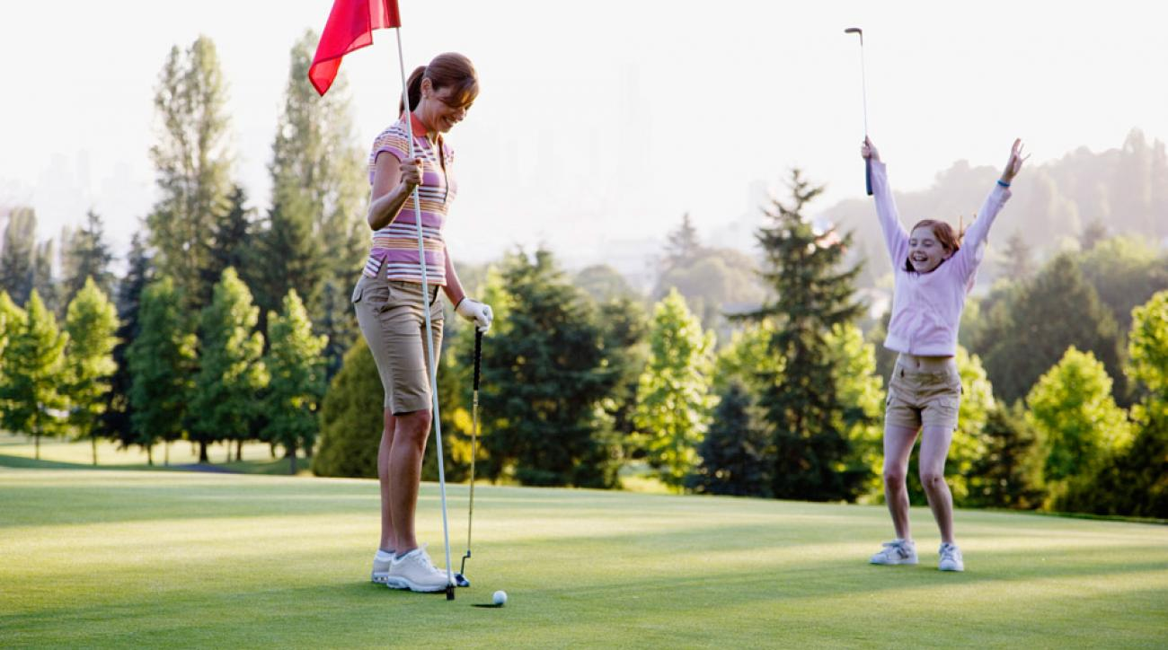 If you want to live longer, play more golf.