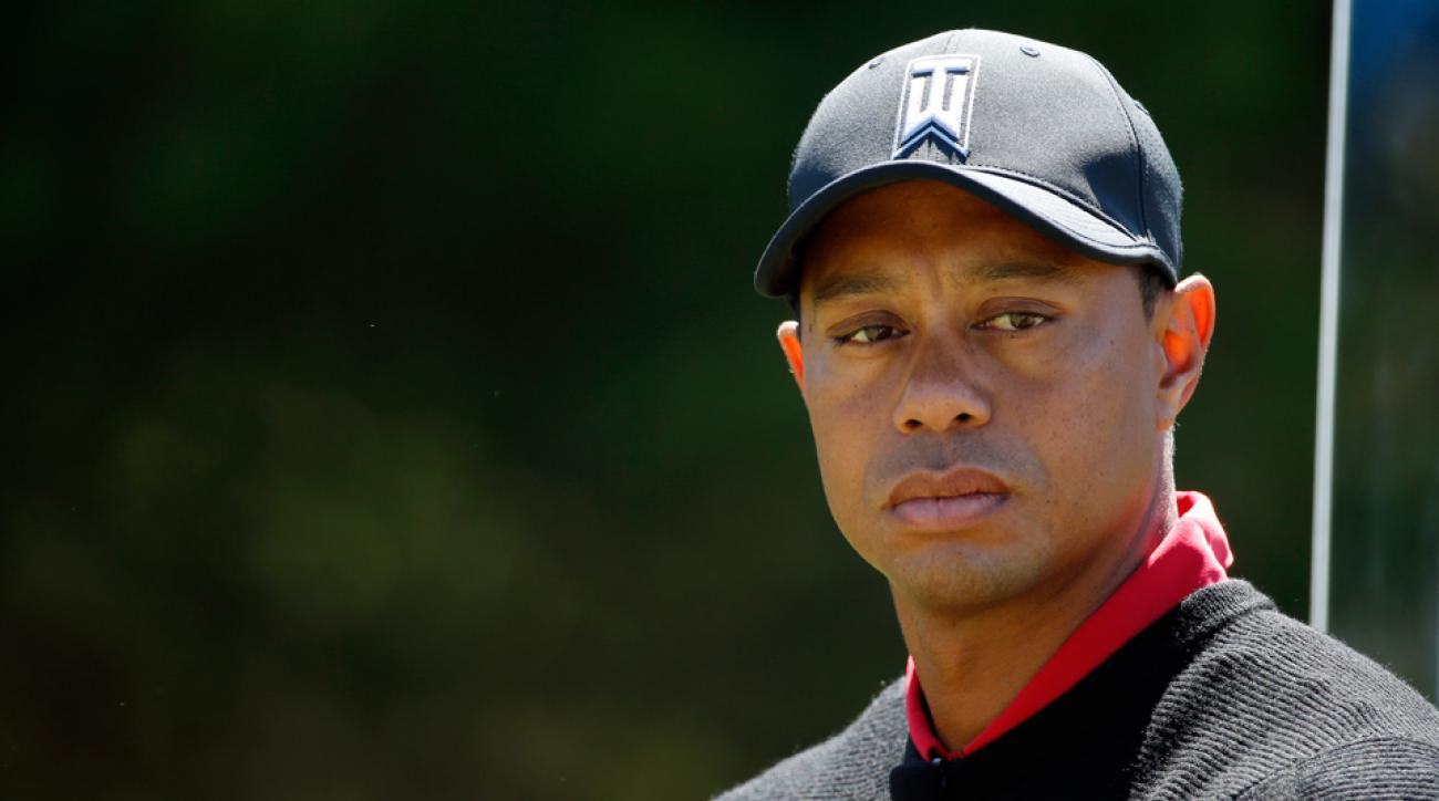 Tiger Woods has not played on the PGA Tour since August, 2015.