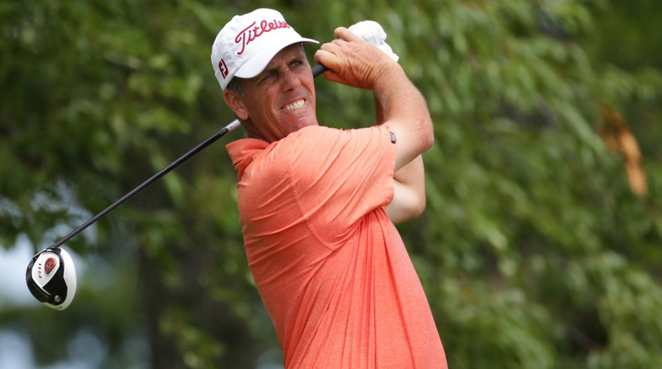 With the victory, Doug Garwood jumped to 19th on the PGA Tour Champions money list.