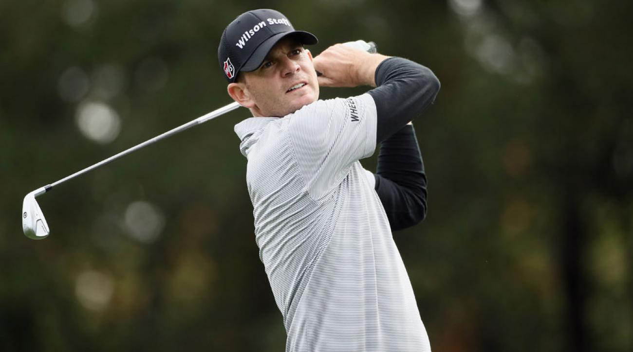 Brendan Steele's only other PGA Tour victory came at the Valero Texas Open in 2011.