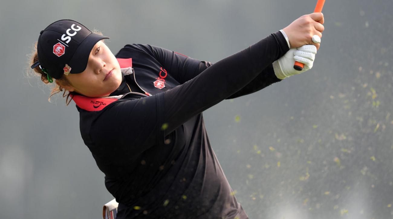 Ariya Jutanugarn has already won five times on the LPGA Tour this year.