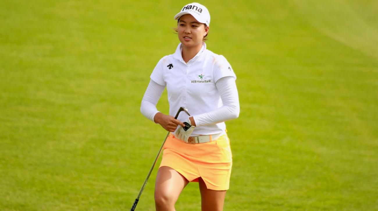 Minjee Lee is a two-time winner on the LPGA Tour.