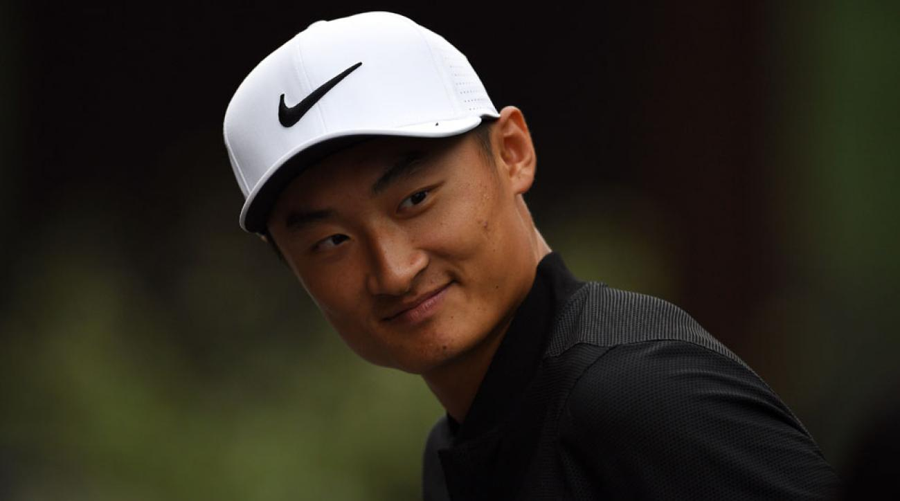 China's Li Haotong has risen to No. 183 in the World Ranking.