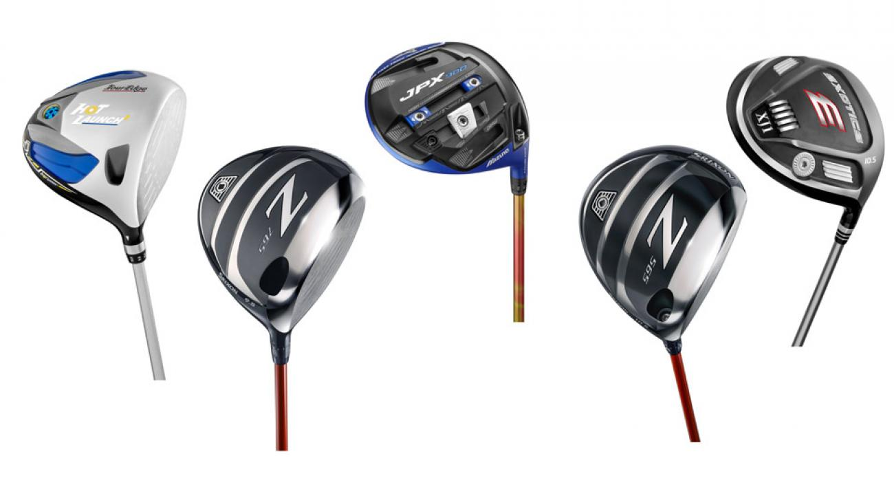 These five new drivers will help you launch it farther than ever.
