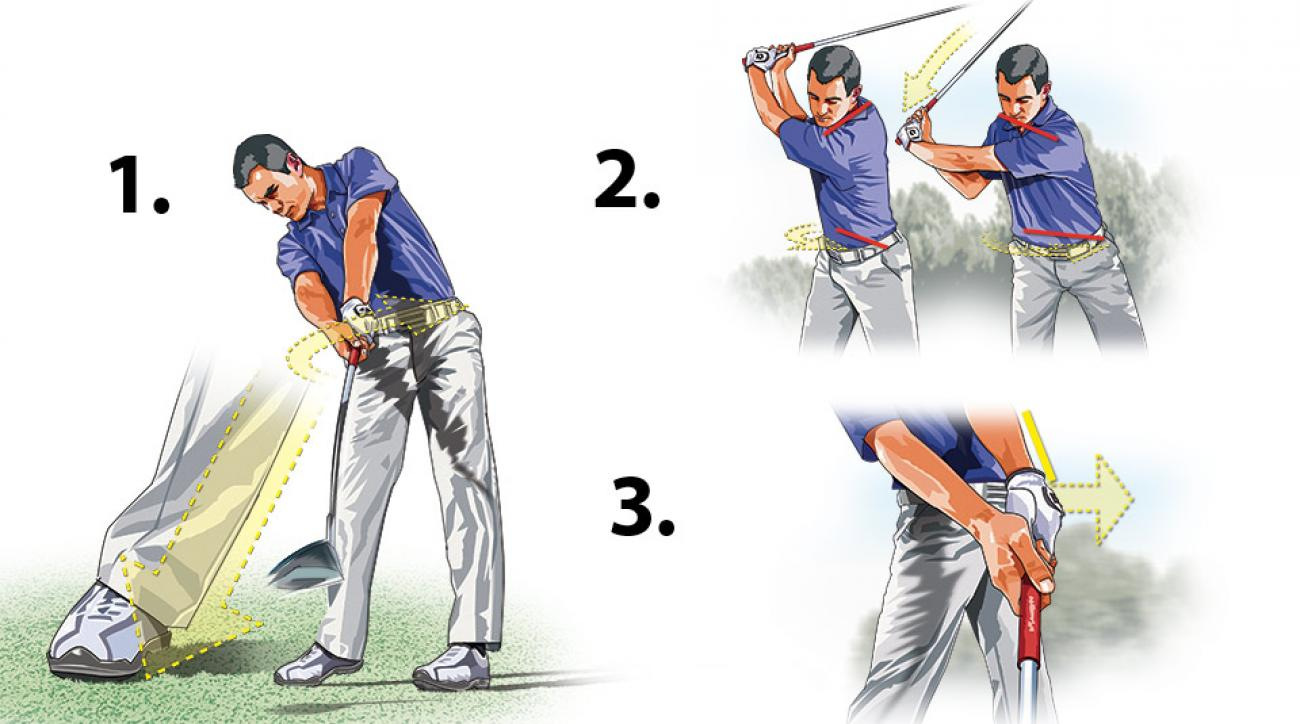 Follow these three easy steps to add instant speed to your swing.