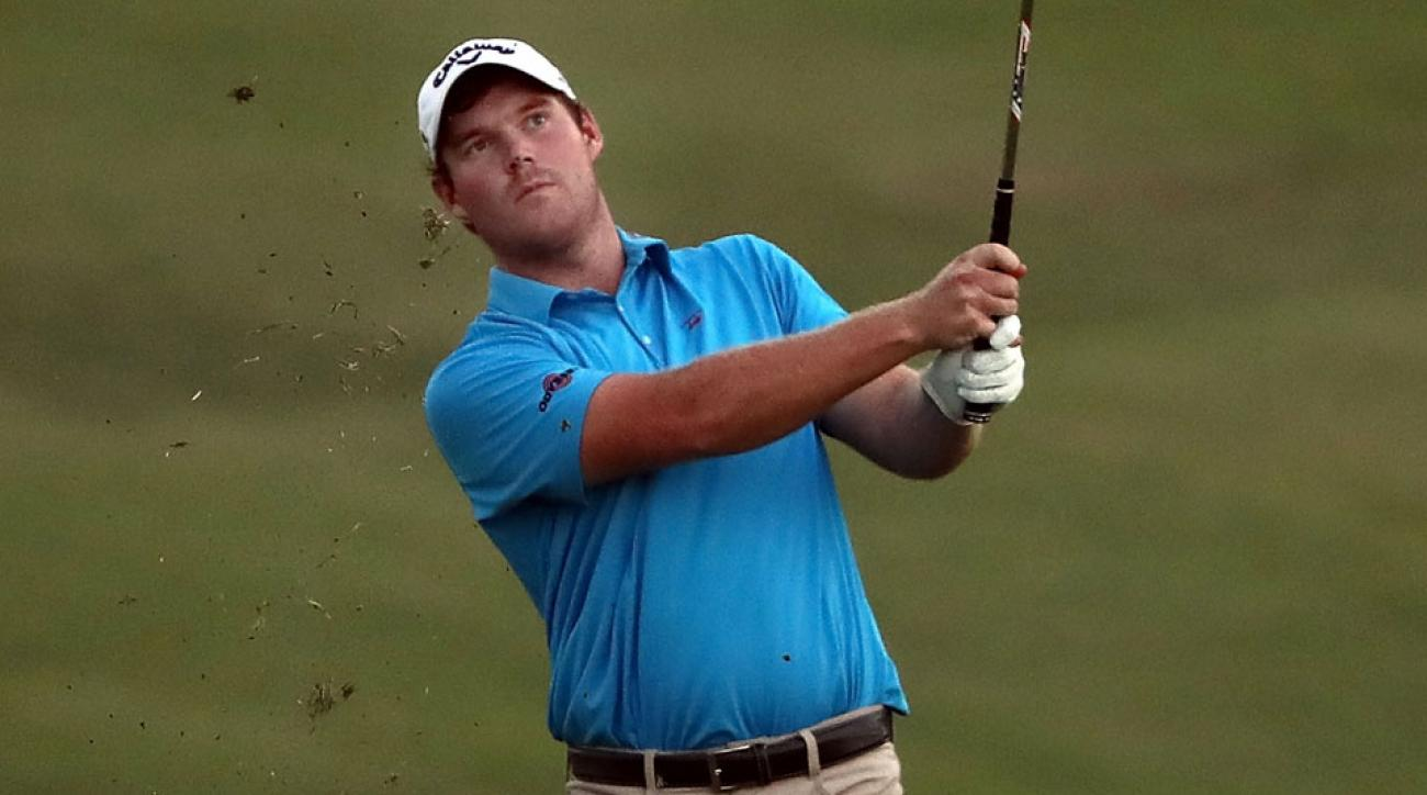 Grayson Murray earned a PGA Tour card for 2017 after a successful year on the Web.com Tour.