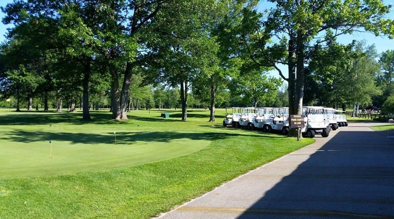 July's incident was not the first time golf carts have been stolen and damaged from Green Hills Golf Course.