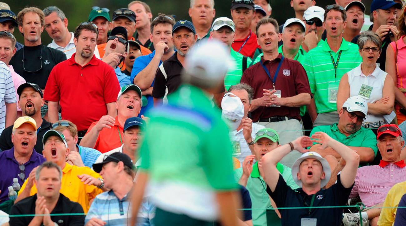 Baseball has no monopoly on the long-suffering, as these PGA Tour stars attest.