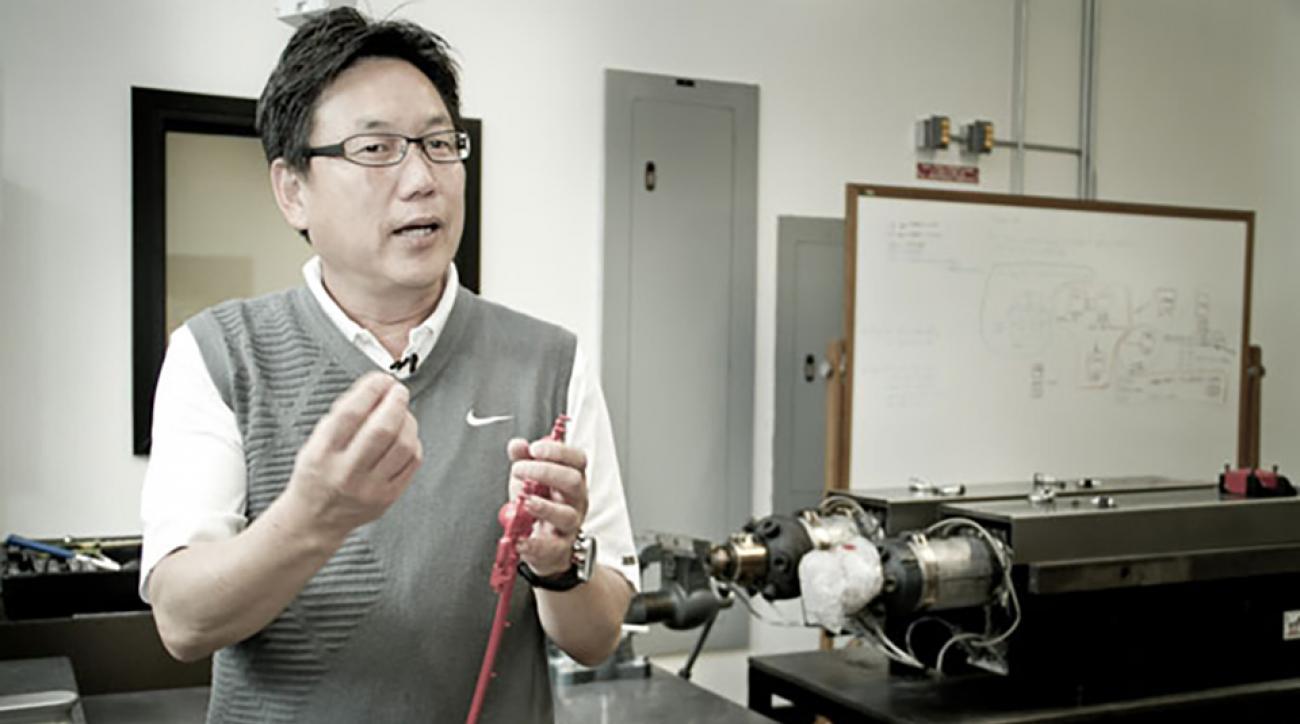 "Former Nike golf ball guru Hideyuki ""Rock"" Ishii has been hired as the Senior Director of Advanced Golf Ball Research at Callaway."