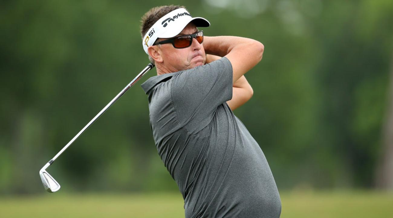 Robert Allenby has not won a PGA Tour title since 2001.