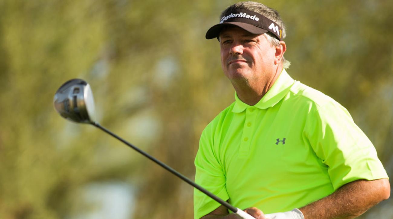 Paul Goydos is a two-time PGA Tour winner with three senior tour titles to his name.