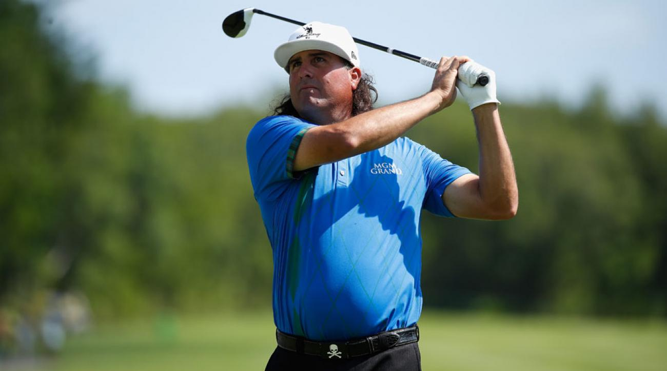 Pat Perez turned pro in 1997 and earned his first PGA Tour victory in 2009.