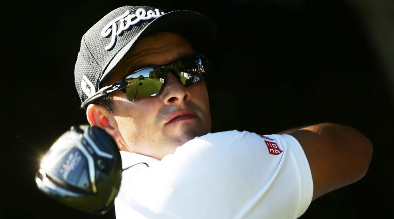 Adam Scott has collected 29 professional titles around the world, 13 on the PGA Tour.