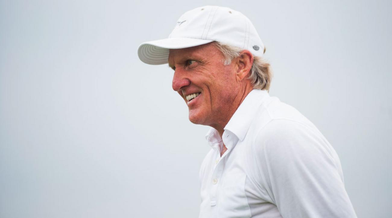 Greg Norman won 20 times on the PGA Tour throughout his Hall-of-Fame career.