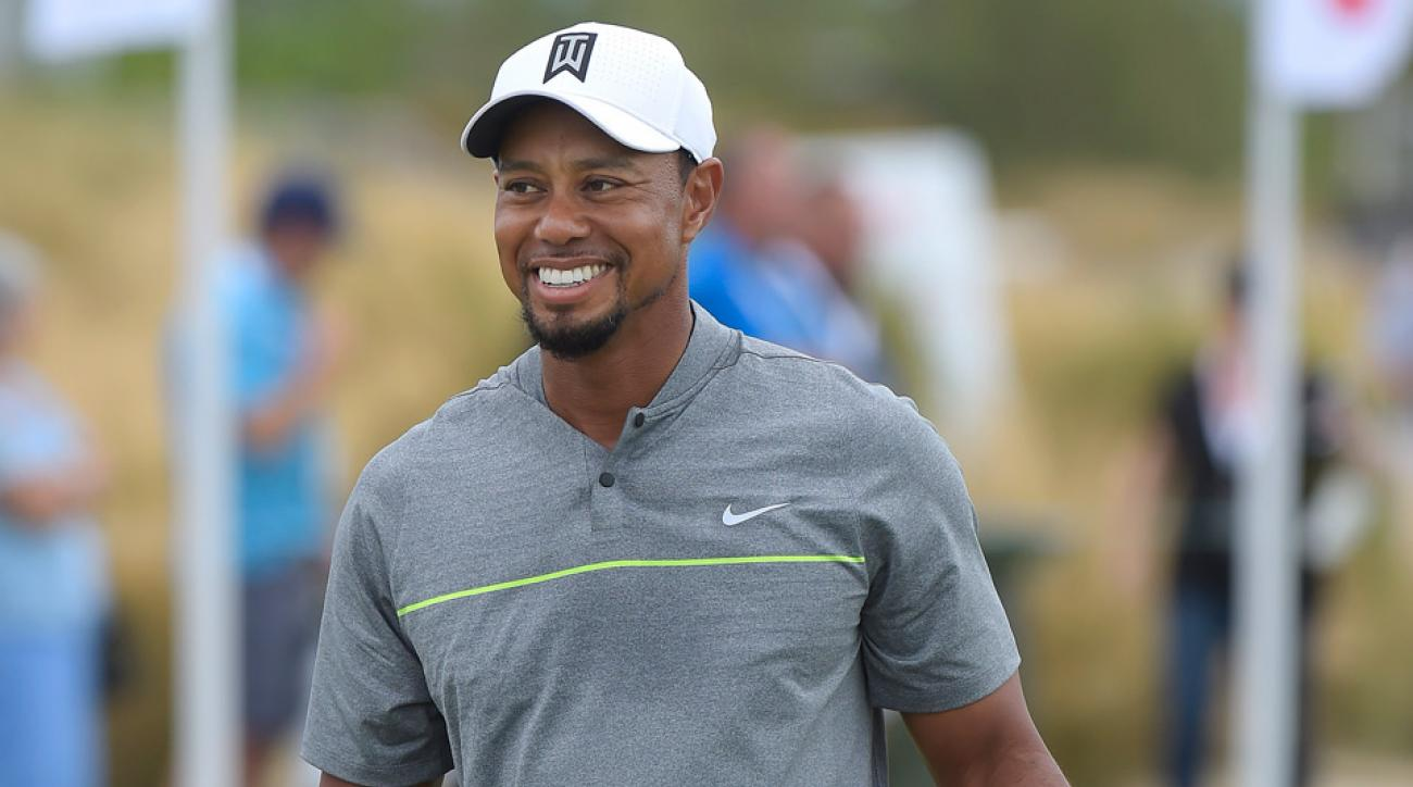 Follow Tiger Woods's final round at the Hero World Challenge below.