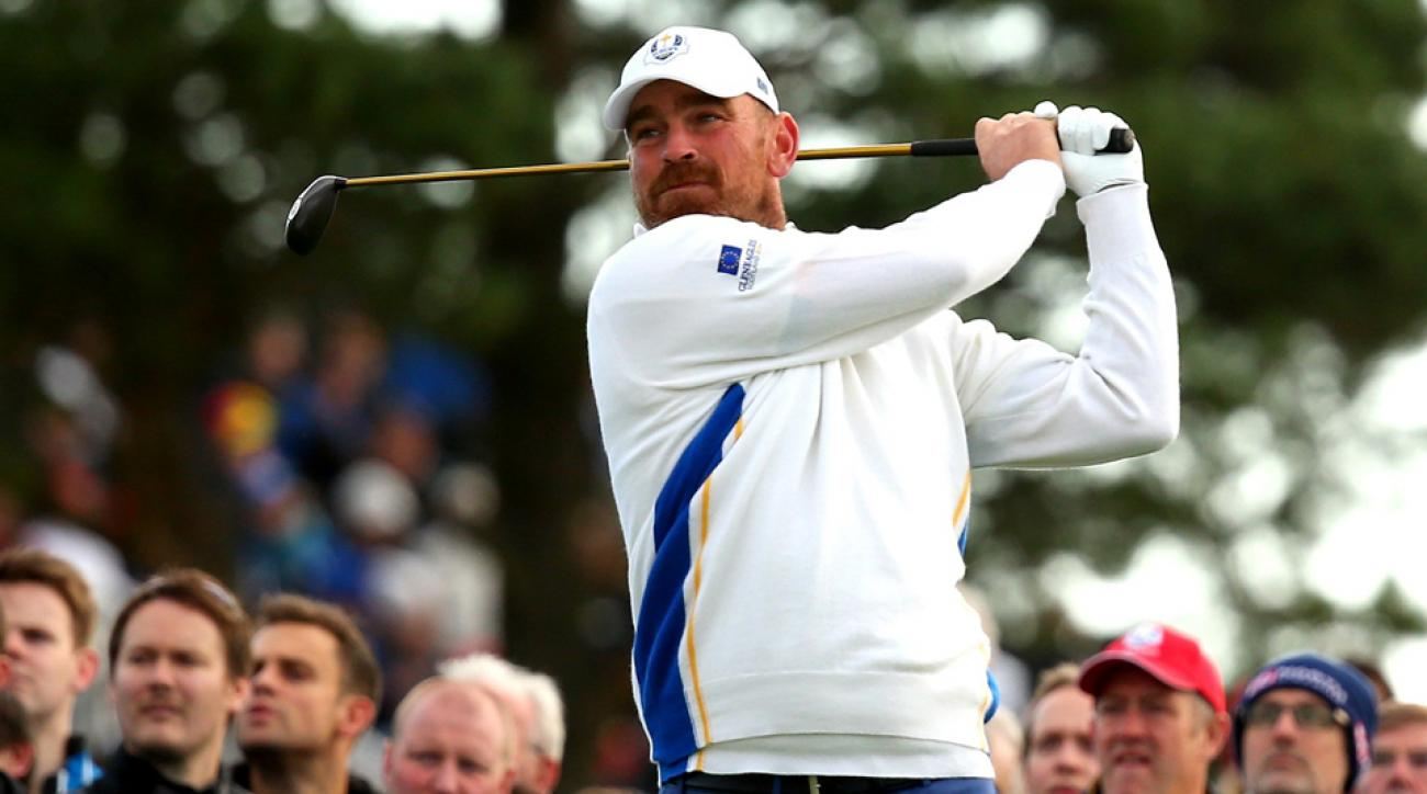 Thomas Bjorn will captain the 2018 European Ryder Cup team.