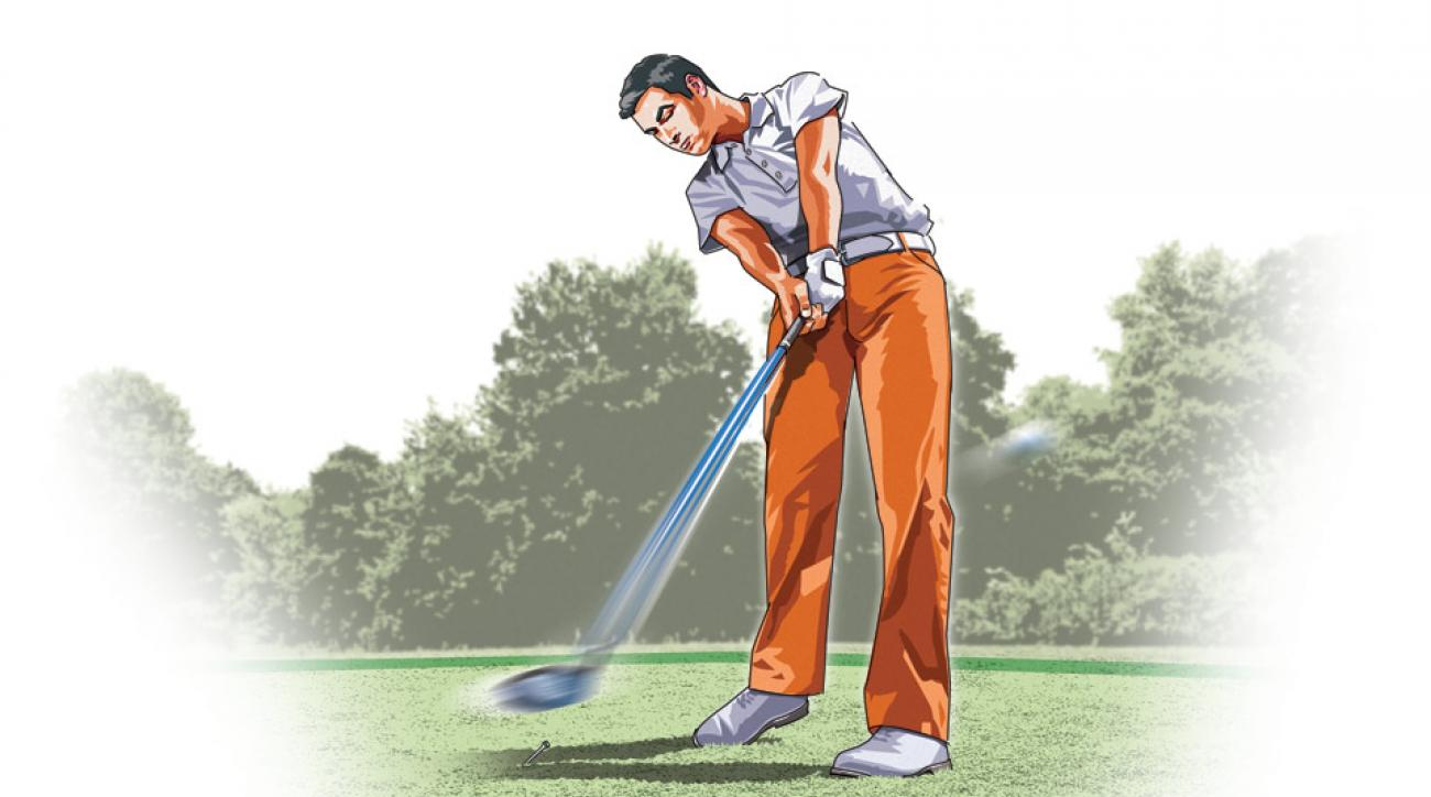 No matter what your swing speed may be, proper sequencing in your downswing will help you hit long, straight, powerful drives.