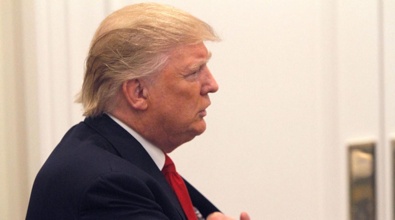 Donald Trump bought the Ritz-Carlton Golf Club & Spa in 2012.