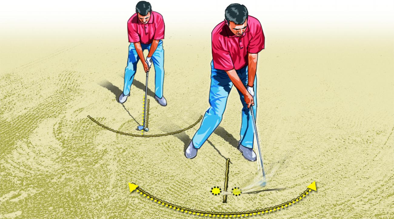 This tip will help your bunker play soar.