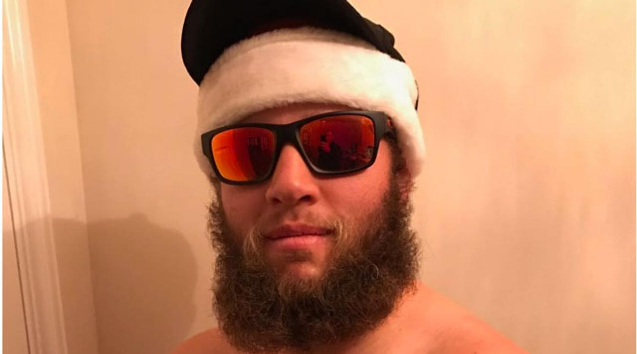 Introducing: Mac Beef Santa.