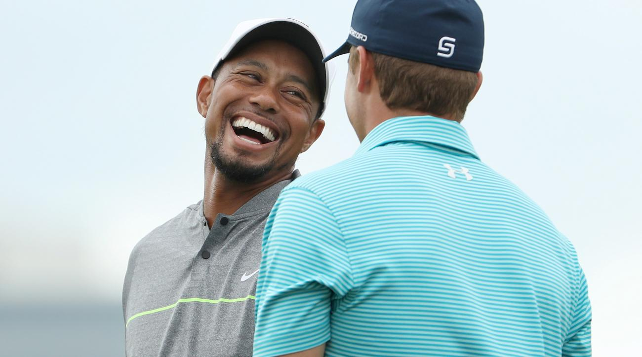 With Tiger Woods back in the mix with young stars like Jordan Spieth, 2017 could be a lot of fun.