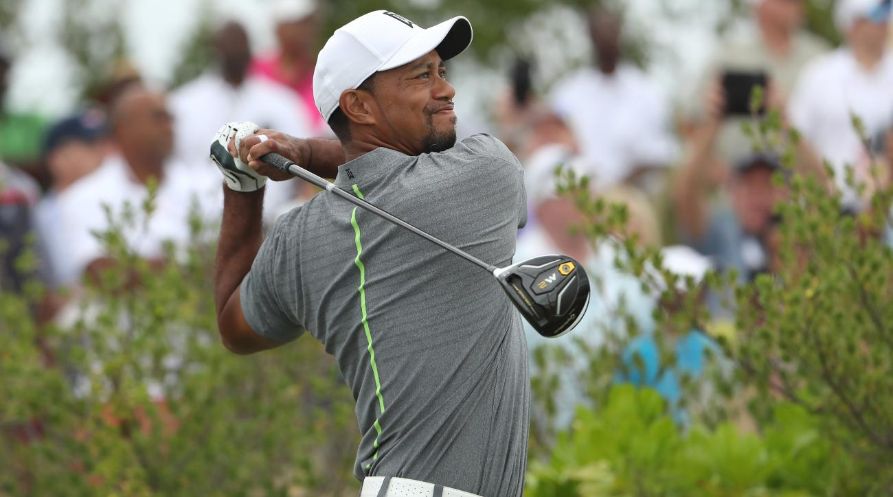 Tiger Woods has committed to the Farmers Insurance Open in January.
