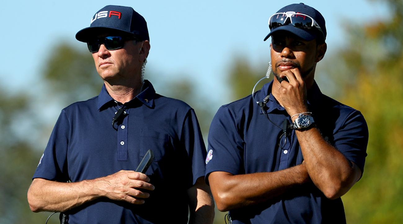 Can Tiger Woods win again? Ryder Cup captain Davis Love III says yes.