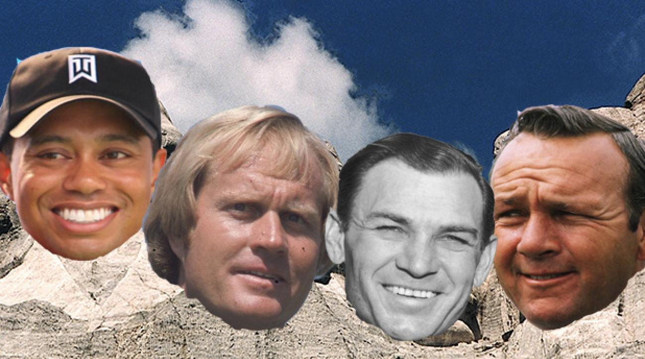 Mount Rushmore of Golf