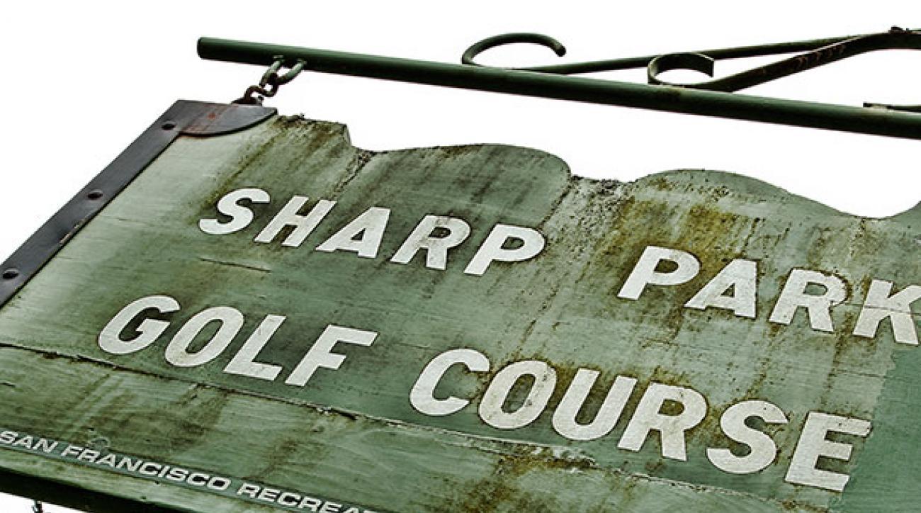 Sharp Park Golf Course