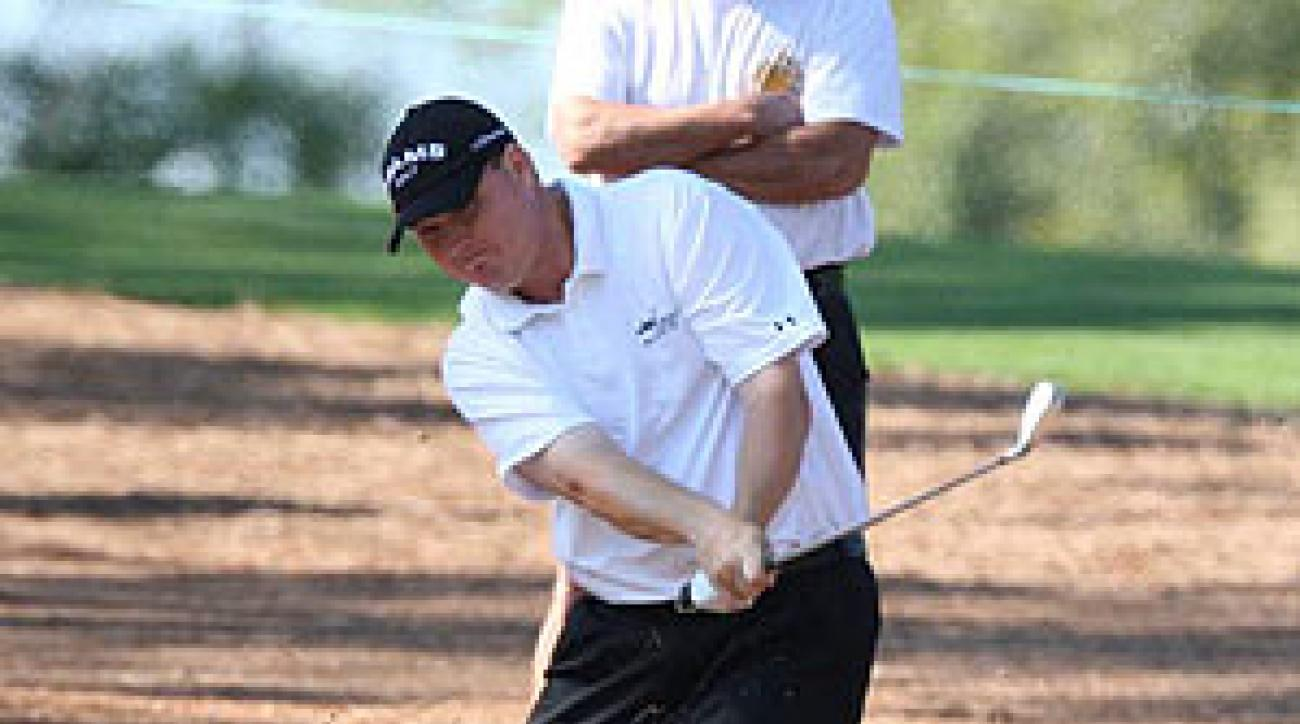 Chad Campbell also finished second at the 2003 PGA Championship.