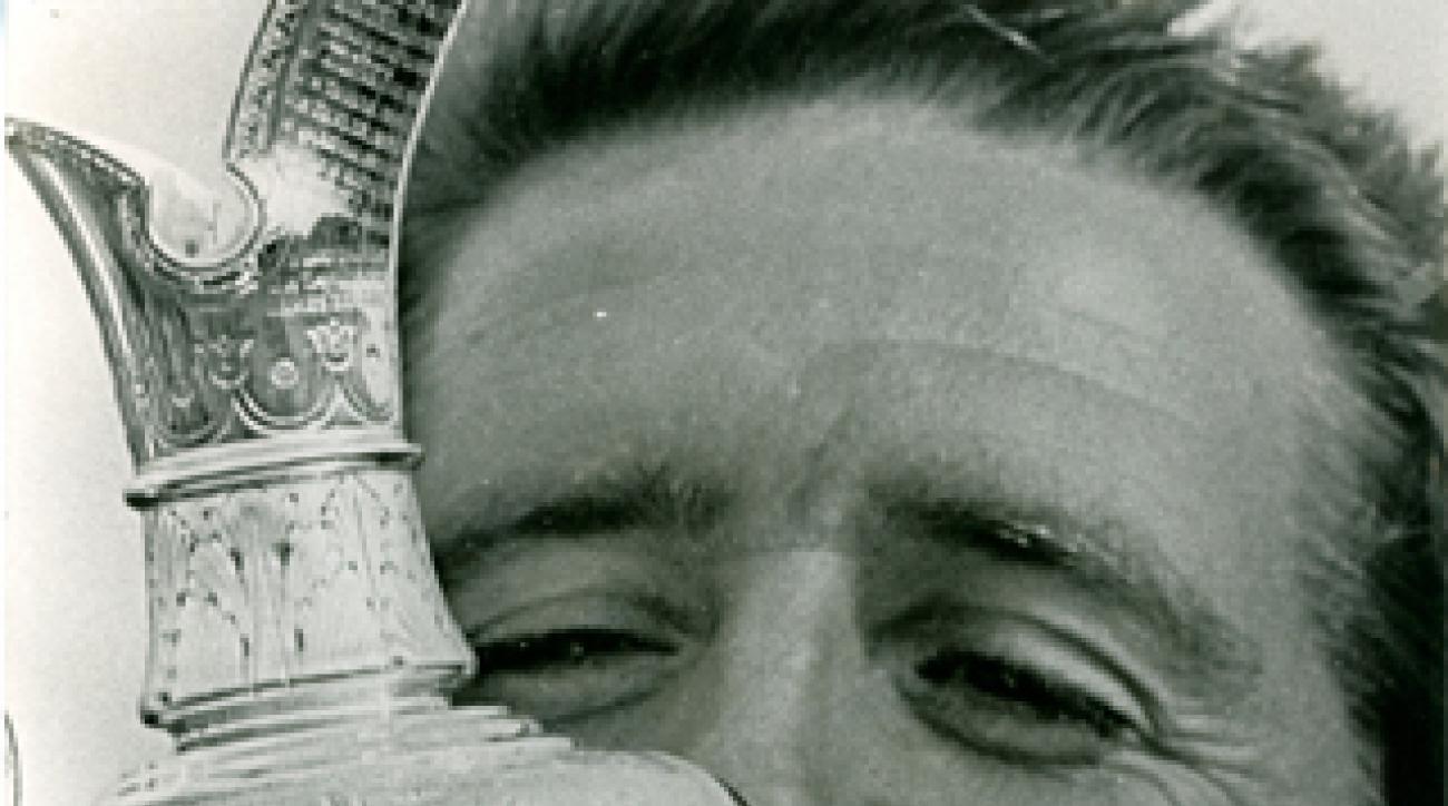Gary Player won three British Opens, in 1959, 1968 and 1974.