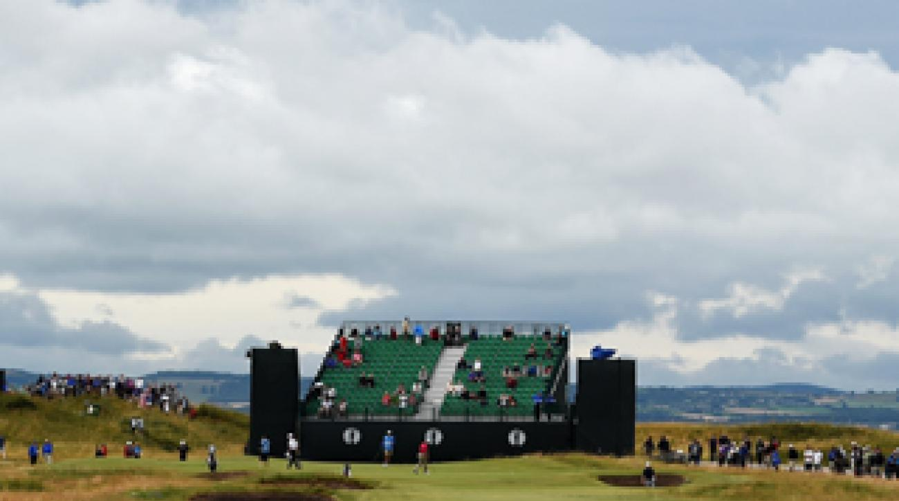 Royal Liverpool is expected to play softer and slower than it did during the 2006 British Open.