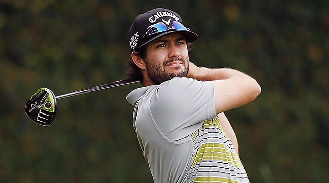 PGA Tour Canada alum Adam Hadwin picked up his first Web.com Tour win on Sunday at the Chile Classic.